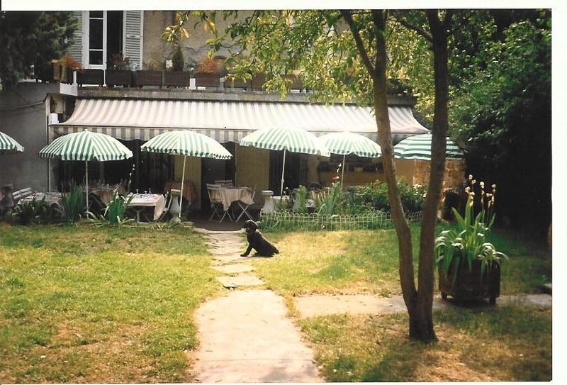 Le jardin clos restaurant de charme historique for Jardin clos